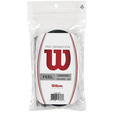 Wilson Pro Overgrip Sensation 30 pack