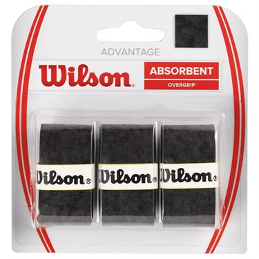 Wilson Advantage Overgrip (3 Pack)