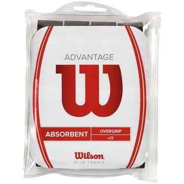 Wilson Advantage Overgrip (12 Pack)
