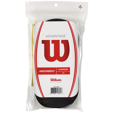 Wilson Advantage Overgrip (30 Pack)