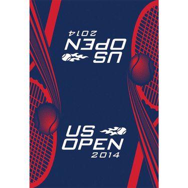 Wilson US Open Authentic Towel WRZ528600
