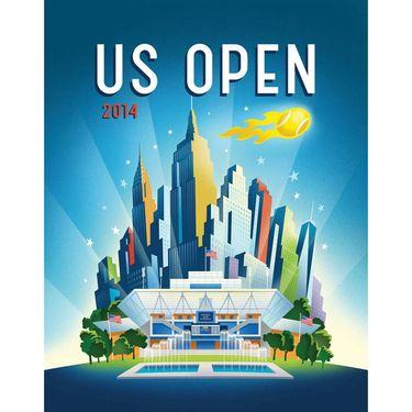 Wilson US Open Beach Towel WRZ528700