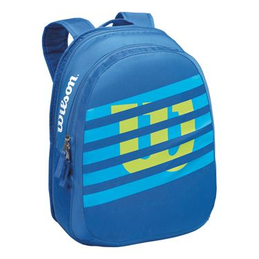 Wilson Match Junior Back Pack 2017 -  Blue