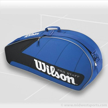 Wilson Pro Staff 3 Pack Tennis Bag WRZ822203