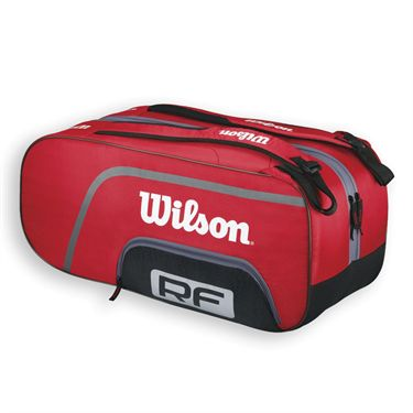 Wilson Federer Team 2015 12 Pack Tennis Bag