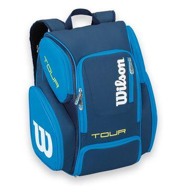 Wilson Tour V Blue Large Tennis Backpack