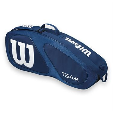 Wilson Team II Navy Triple Tennis Bag