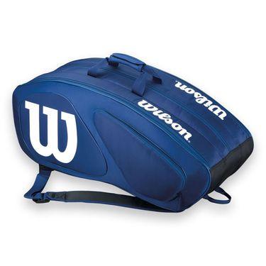 Wilson Team II Navy 12 Pack Tennis Bag