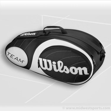 Wilson Team 6 Pack Tennis Bag