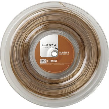 Luxilon Element 125 String REEL (660ft.)