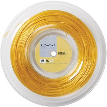 Luxilon 4G Soft 125 REEL (660 FT)