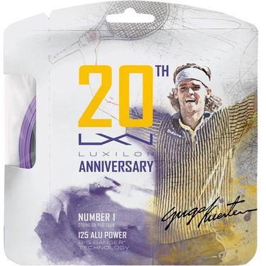 Luxilon ALU Power 125 20 Year Anniversary Tennis String