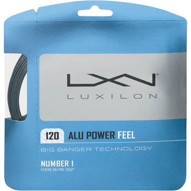 Luxilon Big Banger ALU Power Feel 120 Tennis String