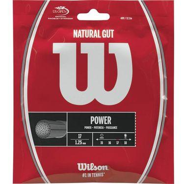Wilson Natural Gut 17G Tennis String