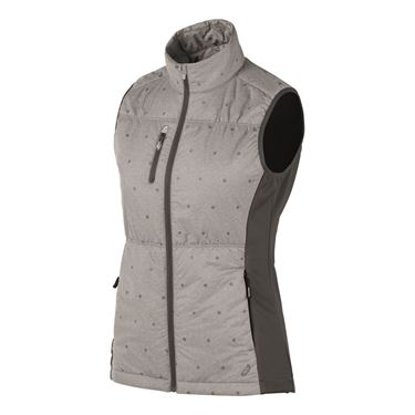 Asics Puff Vest - Dark Grey