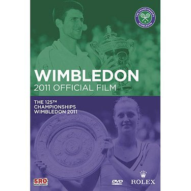 Wimbledon 2011 Official Film DVD