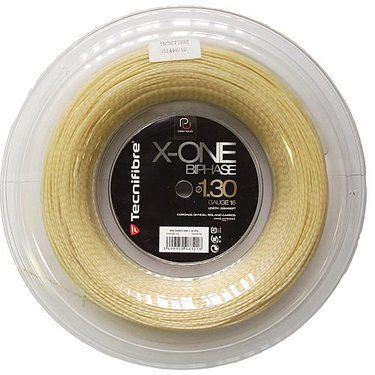 Tecnifibre X-One Biphase 16G 660ft. REEL