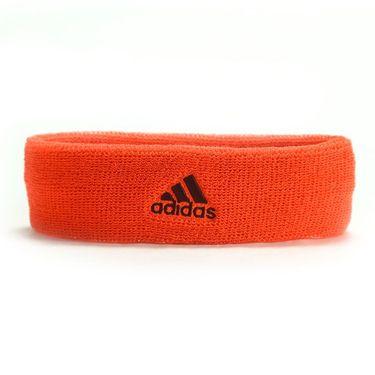 adidas Tennis Headband - Solar Red/Maroon