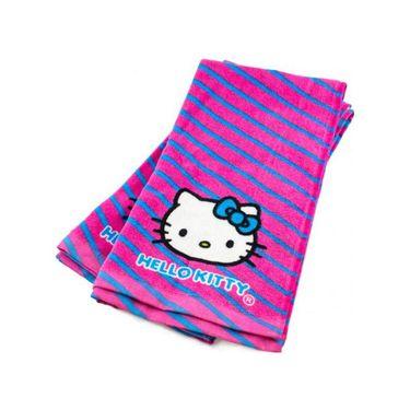 Hello Kitty Go Sports Towel - Pink/Blue