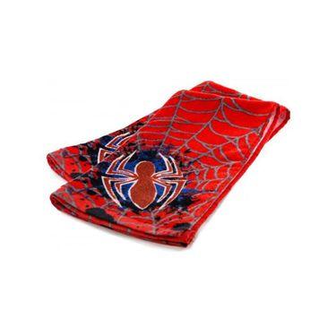 Spider Man Sports Towel - 13x24 Red/Blue ACTWL SM1601