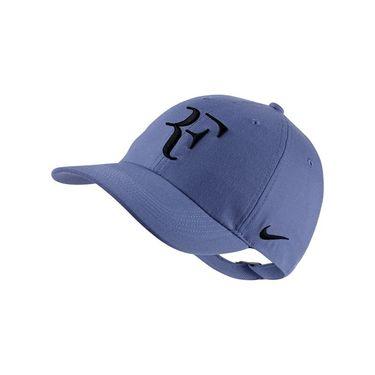 Nike Court Aerobill H86 RF Hat - Purple/Black AH6985 522
