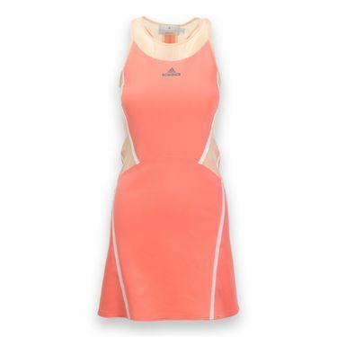 adidas Stella McCartney Australia Dress - Coral Pink/Powder Rose
