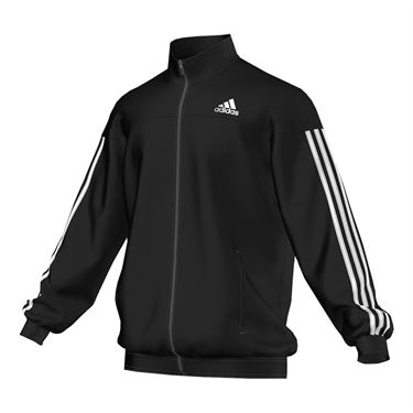adidas Club Jacket - Black/White