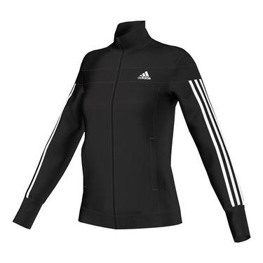 adidas Club Jacket - Black/White
