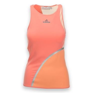 adidas Stella McCartney Australia Tank - Coral Pink/Semi Flash Orange