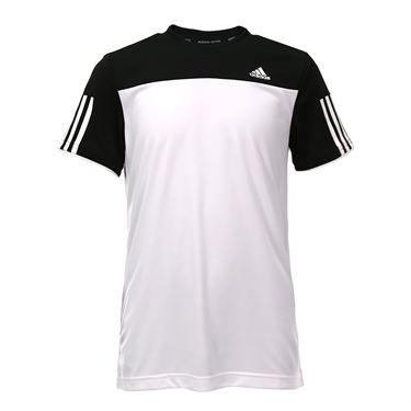 adidas Boys Club Crew White/Black