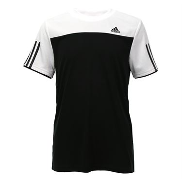 adidas Boys Club Crew Black/White