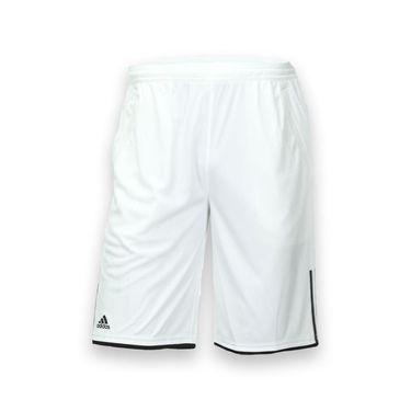 adidas Boys Club Bermuda - White/Black