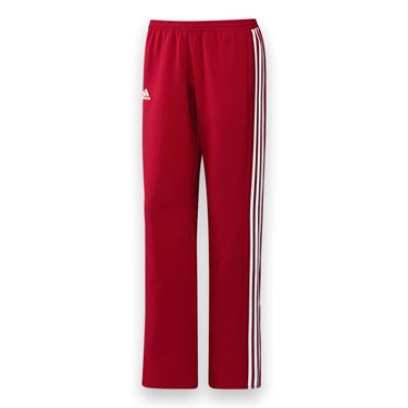 adidas T16 Pant - Power Red/White