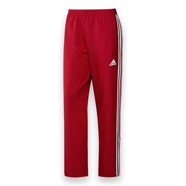 adidas T16 Team Pant - Power Red/White