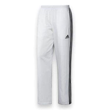 adidas T16 Team Pant - White/Black