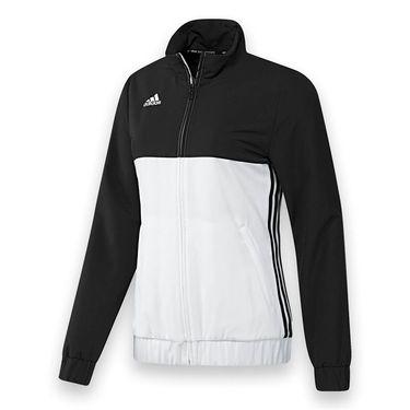 adidas T16 Jacket - Black/White