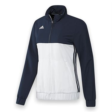adidas T16 Jacket - Collegiate Navy/White