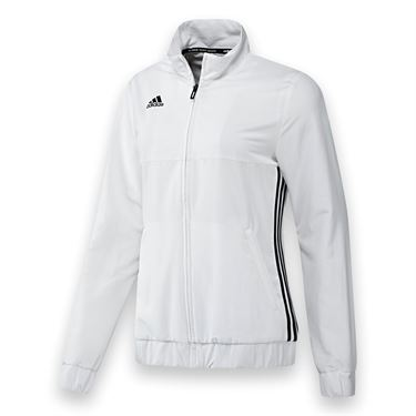 adidas T16 Jacket - White/Black