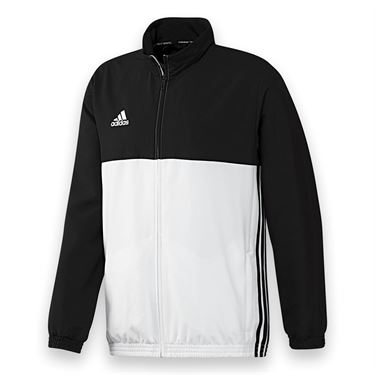 adidas T16 Team Jacket - Black/White