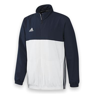 adidas T16 Team Jacket - Collegiate Navy/White