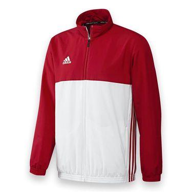 adidas T16 Team Jacket - Power Red/White