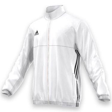 adidas T16 Team Jacket - White/Black