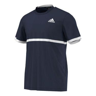 adidas Court Crew - Collegiate Navy/White