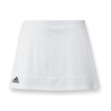 adidas T16 Skirt - White/Black