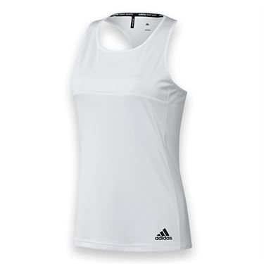 adidas T16 CC Tank - White/Black