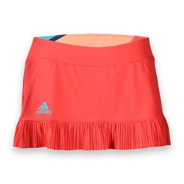 adidas adiZero Skirt - Shock Red/Shock Green