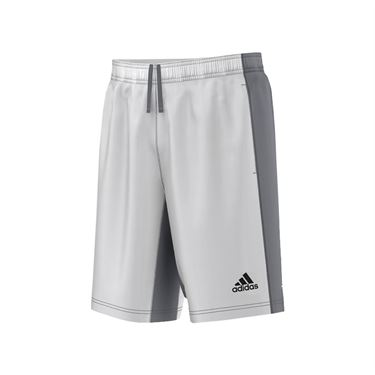 adidas Team Issue Woven Short - White/Grey