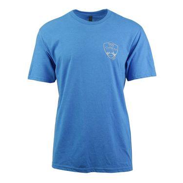 W&S 2017 Soft Crest T-shirt - Carolina Blue Heather