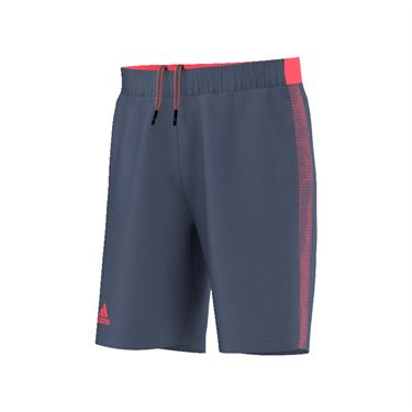 adidas Barricade Short - Ink/Flare Red