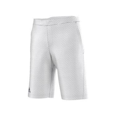 adidas Barricade Bermuda Short - White